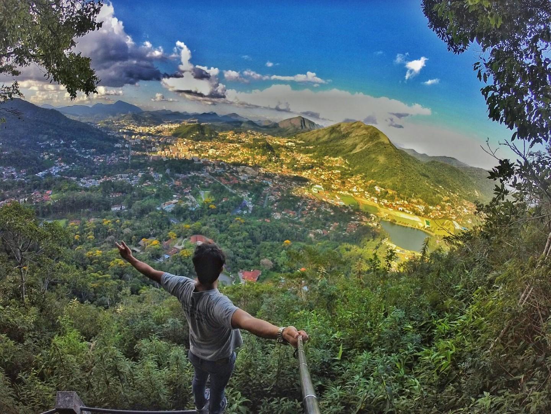 Trilha Mozart Catão (Mozart Catão Trail) - Parque Nacional Serra dos Órgãos